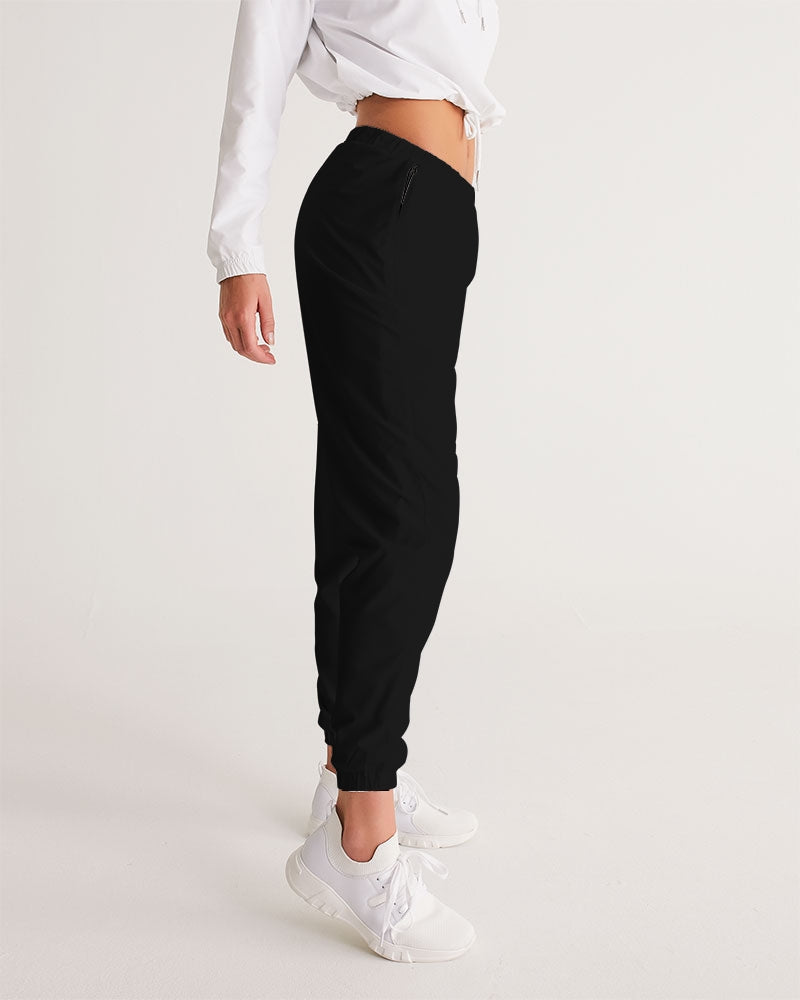 DOLLY SPORTS BLACK Women's Track Pants