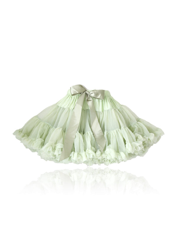 DOLLY by Le Petit Tom ® DRAGONFLY FAIRY pettiskirt champs elysees green - DOLLY by Le Petit Tom ®