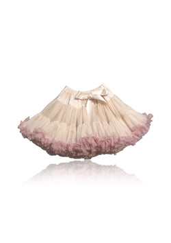 DOLLY by Le Petit Tom ® BRIGITTE BARDOT pettiskirt cream dusty pink - DOLLY by Le Petit Tom ®