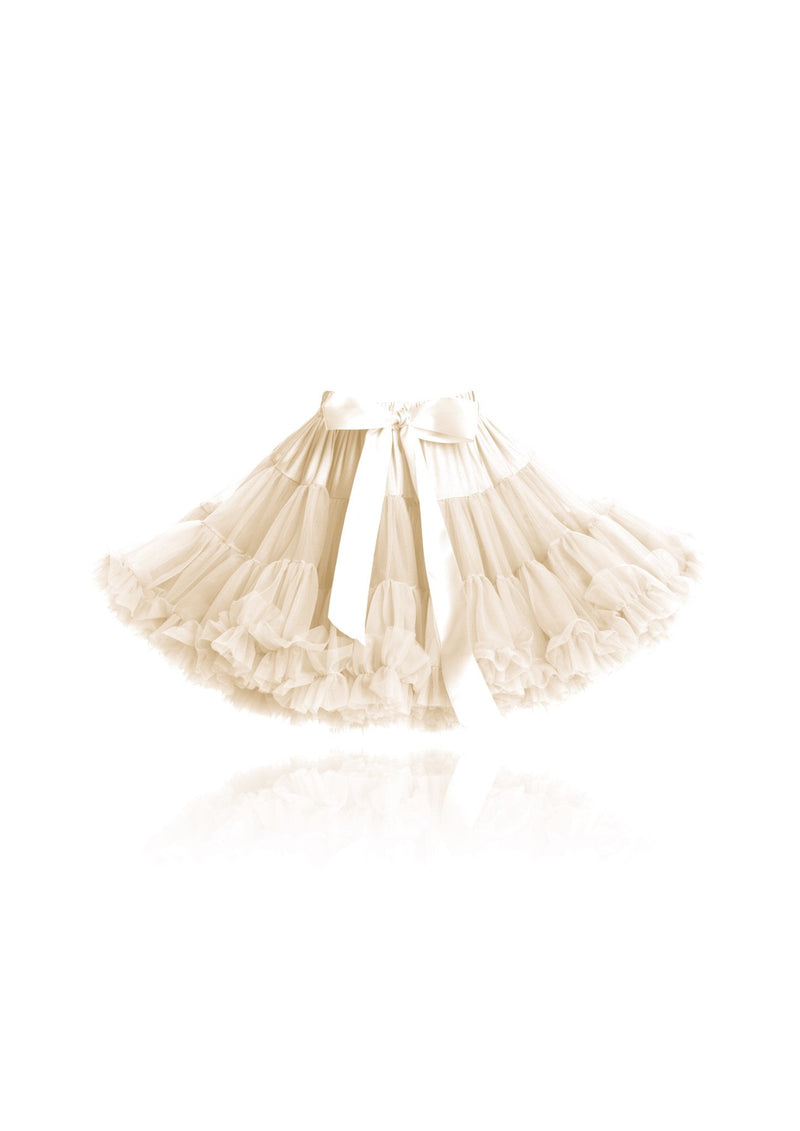 DOLLY by Le Petit Tom ® PRINCESS IVORY pettiskirt cream - DOLLY by Le Petit Tom ®