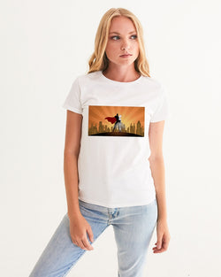 DOLLY DATING FULL COLOR Women's Graphic Tee