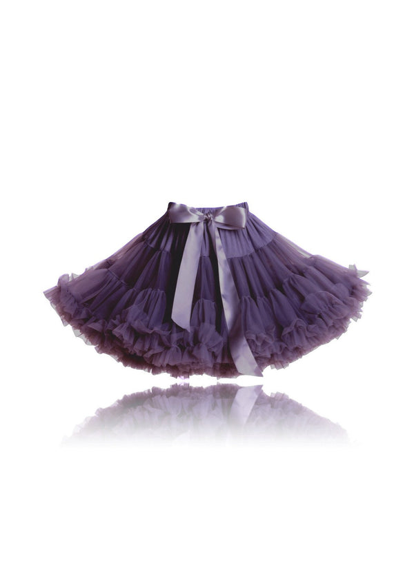 DOLLY by Le Petit Tom ® MALEFICENT pettiskirt deep purple - DOLLY by Le Petit Tom ®