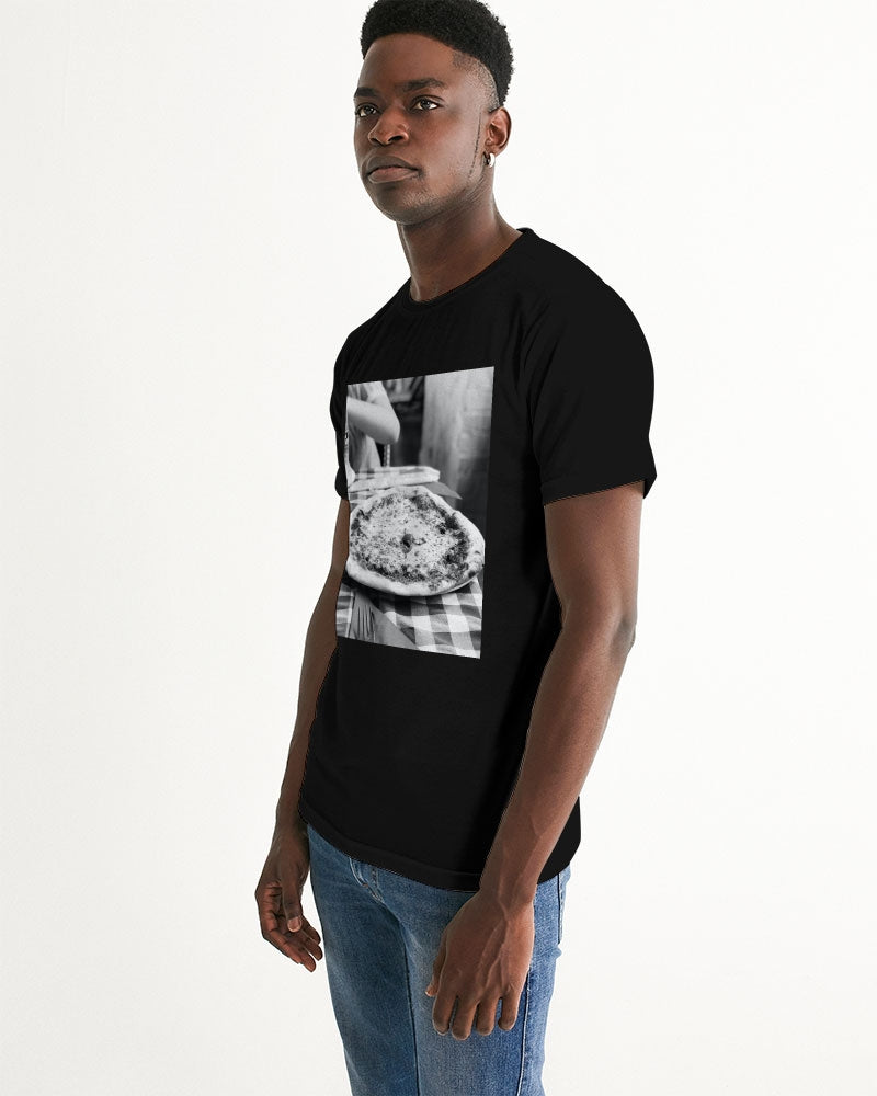 FOOD FOR DASH Men's Graphic Tee