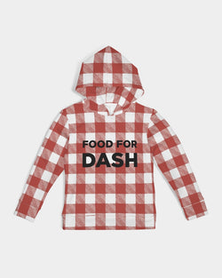 FOOD FOR DASH  Kids Hoodie