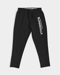 SUPERDOLLY. Black Women's Joggers