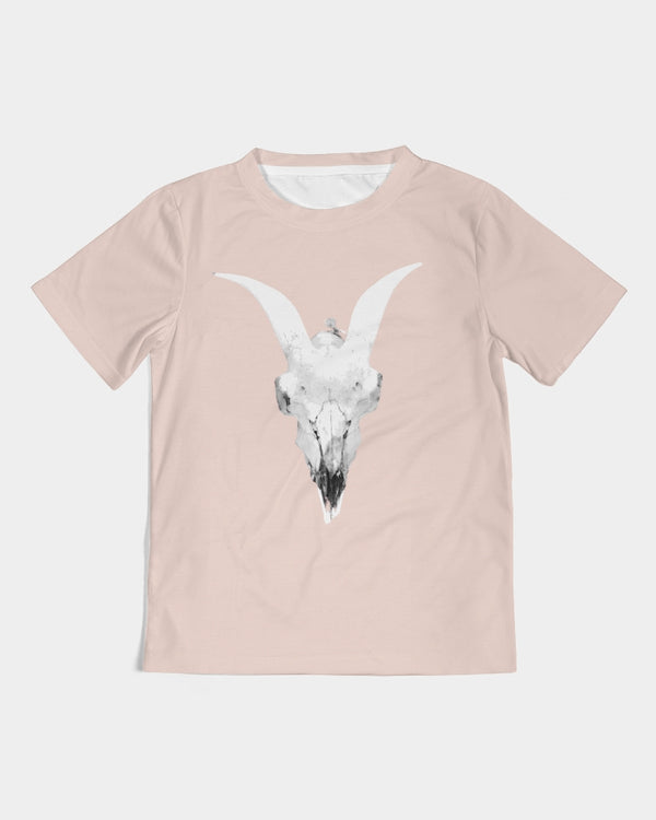 DOLLY CAPRICORN SKULL BOHO Kids Tee