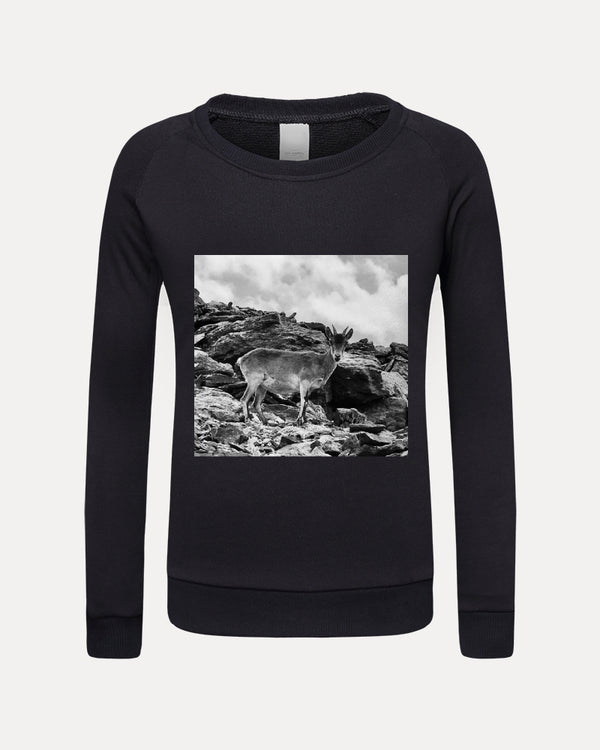 DASH CAMO CAPRICORN Kids Graphic Sweatshirt