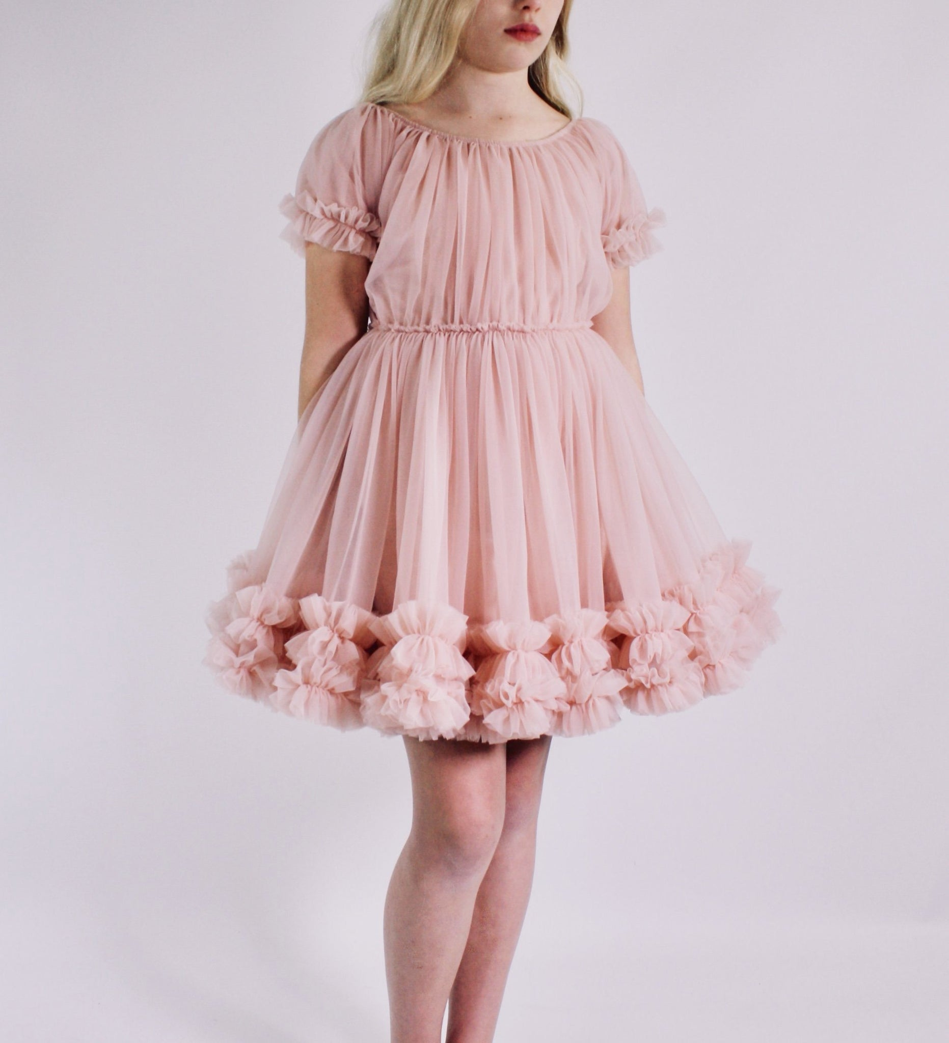 Frilly Dress
