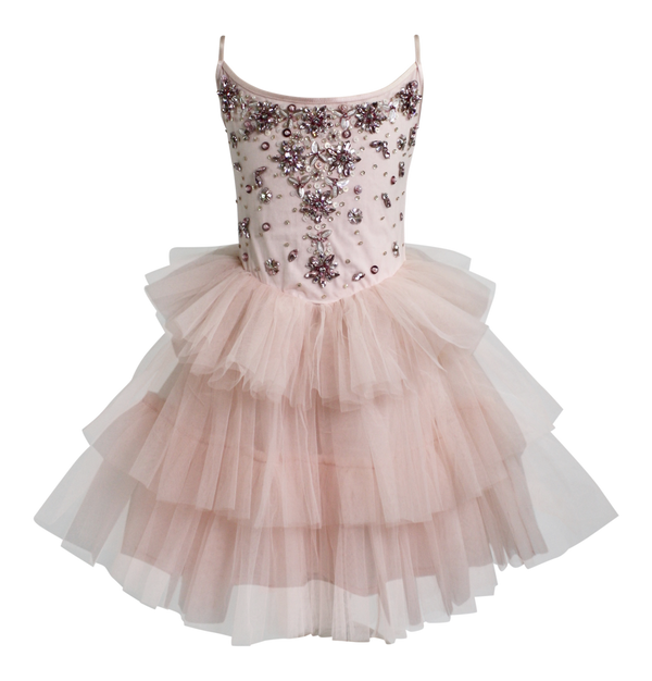 DOLLY by Le Petit Tom ® NUTCRACKER tutu dress ballet pink - DOLLY by Le Petit Tom ®