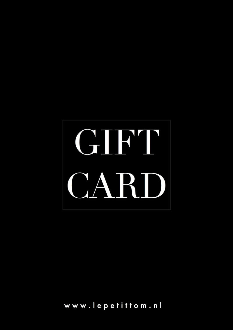 Gift Card - DOLLY by Le Petit Tom ®
