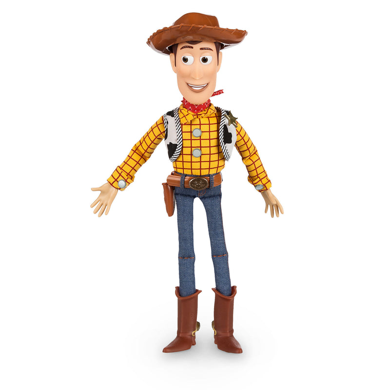 Toy Story Woody Original Talking Doll Woody pop