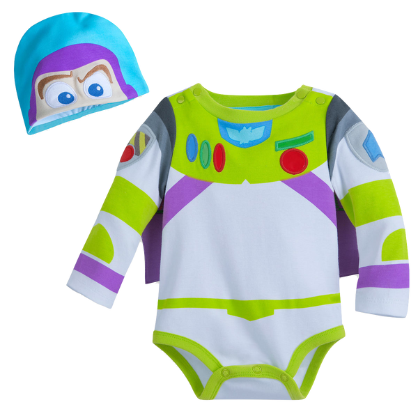 [OUTLET] Toy Story Buzz Lightyear Baby Costume Body Suit
