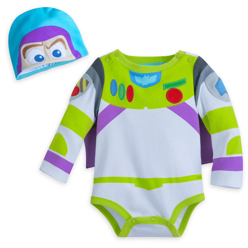 Toy Story Buzz Lightyear Baby Costume Body Suit