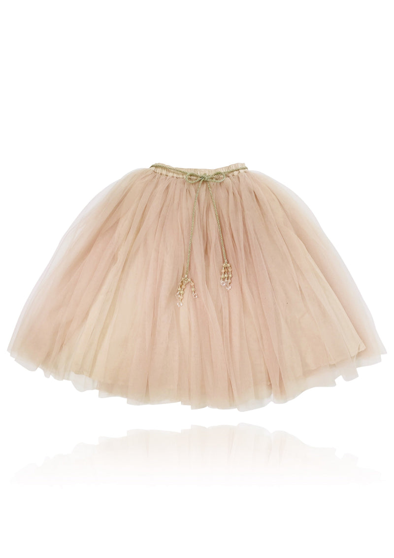 DOLLY by Le Petit Tom ® SIGNATURE LONG TUTU ballet pink - DOLLY by Le Petit Tom ®