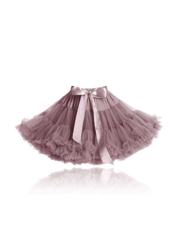 DOLLY by Le Petit Tom ® THUMBELINA pettiskirt mauve - DOLLY by Le Petit Tom ®