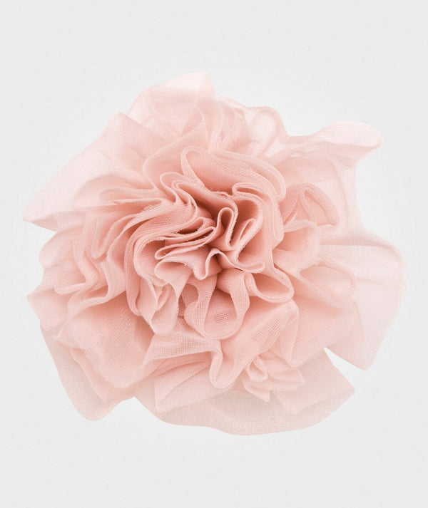 DOLLY by Le Petit Tom ® CHIFFON HAIR ROSETTE - DOLLY by Le Petit Tom ®