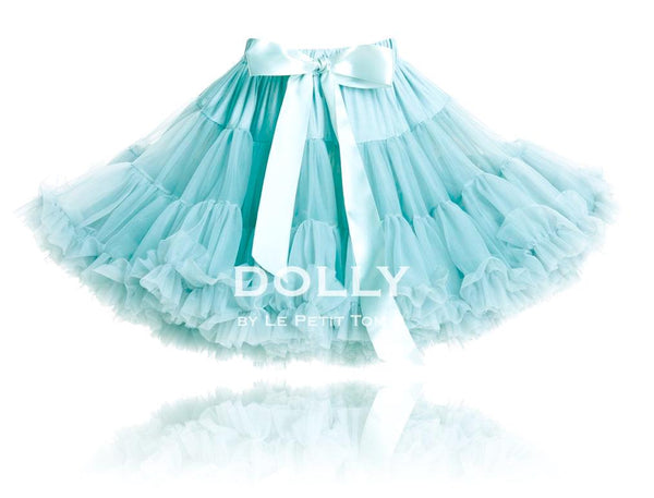DOLLY by Le Petit Tom ® BREAKFAST @ TIFFANY'S pettiskirt tiffany blue