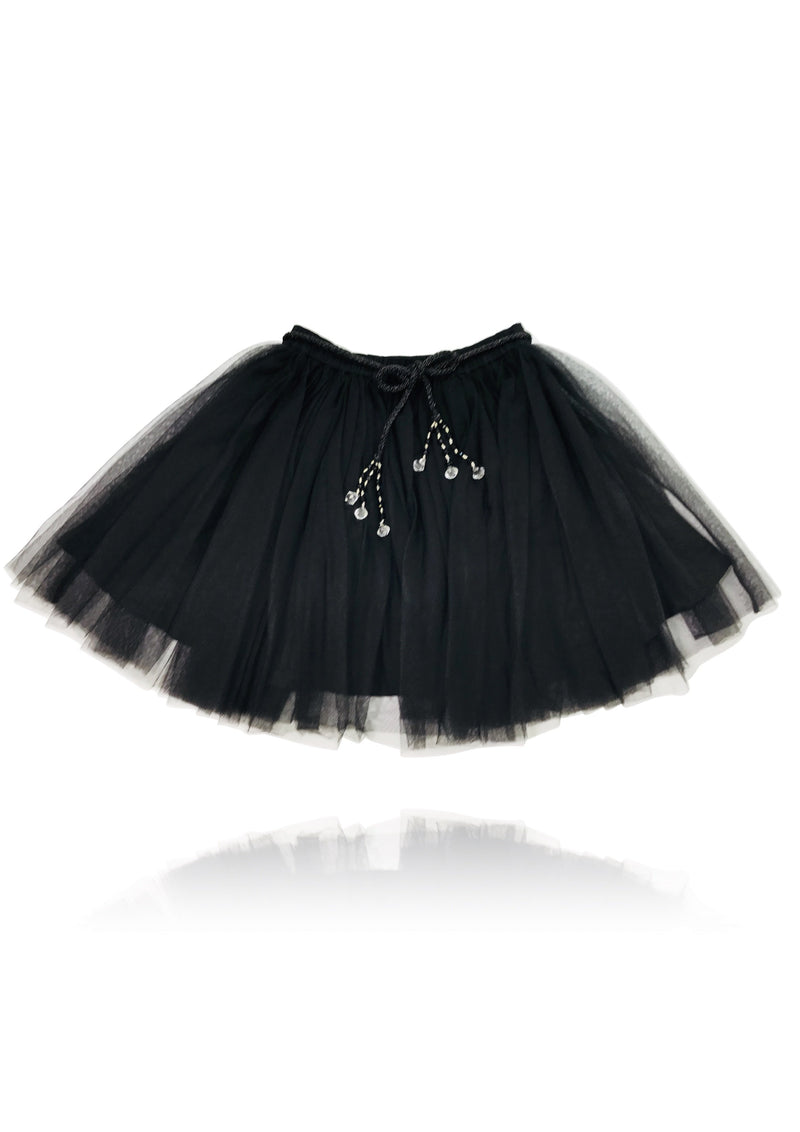 DOLLY by Le Petit Tom ® SIGNATURE SHORT TUTU black - DOLLY by Le Petit Tom ®