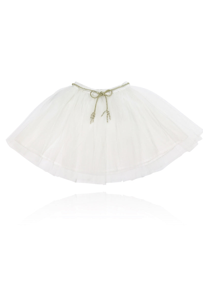 DOLLY by Le Petit Tom ® SIGNATURE SHORT TUTU white - DOLLY by Le Petit Tom ®
