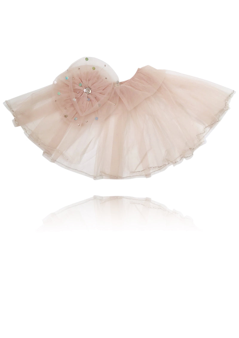 DOLLY by Le Petit Tom ® True Ballerina cape ballet pink - DOLLY by Le Petit Tom ®