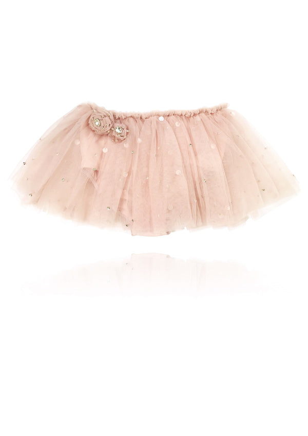 DOLLY by Le Petit Tom ® True Ballerina tutu bloomer ballet pink - DOLLY by Le Petit Tom ®