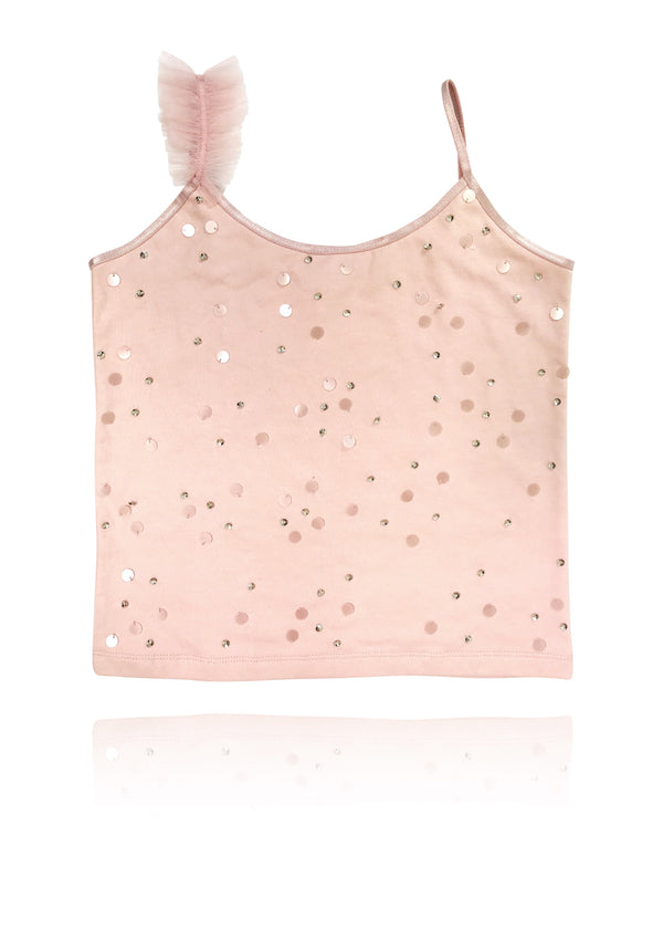 DOLLY by Le Petit Tom ® True Ballerina top ballet pink - DOLLY by Le Petit Tom ®