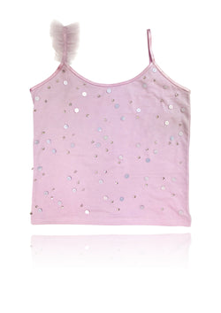 DOLLY by Le Petit Tom ® True Ballerina top violet - DOLLY by Le Petit Tom ®