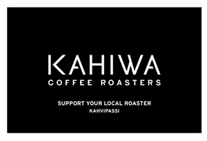 Support Your Local Roaster - KAHVIPASSI - Kahiwa Coffee Roasters