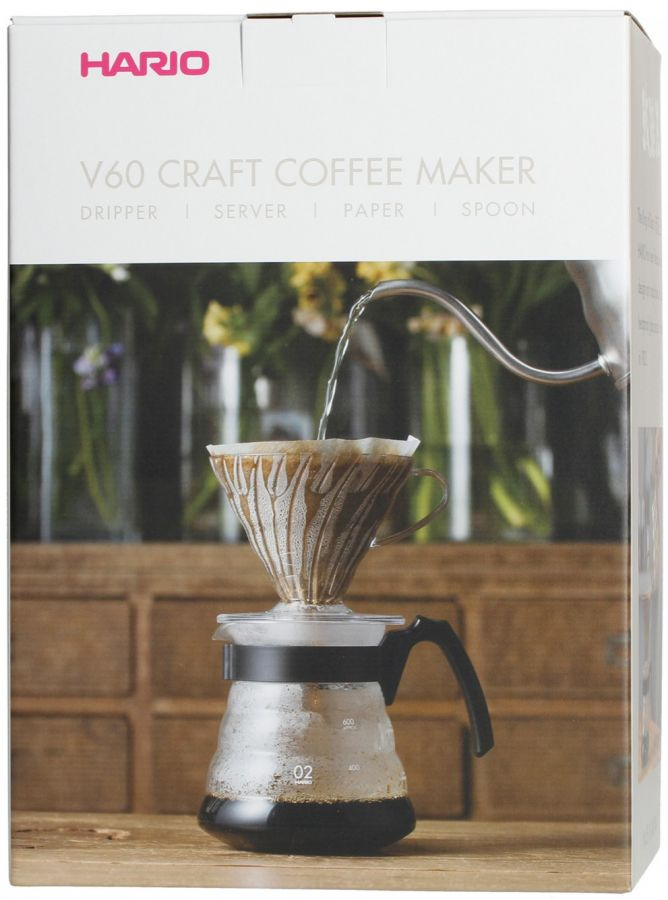 Hario V60 Pour over Kit - Kahiwa Coffee Roasters