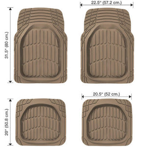Mats for SUV and Pickup Trucks
