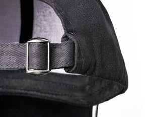 Baseball Cap adjustable strap with steel slider
