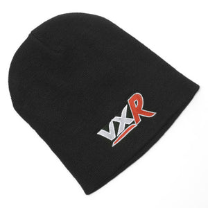 Black Beanie Hat with VXR logo