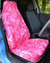 Load image into Gallery viewer, Pink Seat Covers - Camouflage