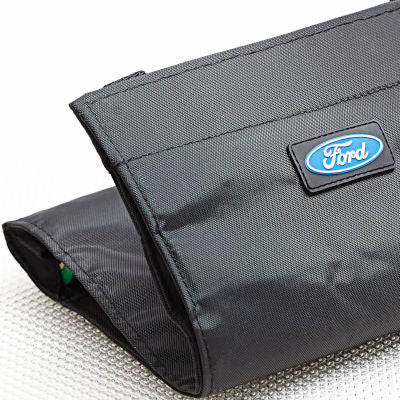 Car Bin with Ford logo and Bin Liners