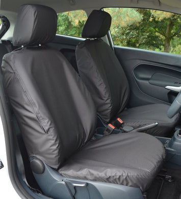 Ford Fiesta Van Seat Covers