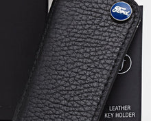 Load image into Gallery viewer, Ford Leather Key Case