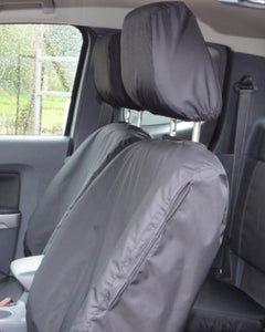 Ford Ranger Wildtrak Tailored Cover for Seats with Airbags