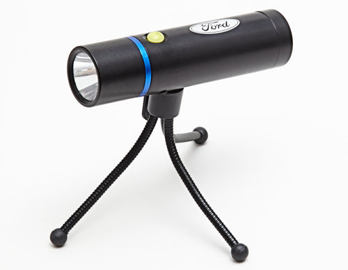 Ford Torch - Rechargeable LED with Stand