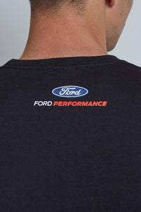 Genuine Ford T-Shirt - Ford ST and Performance logo