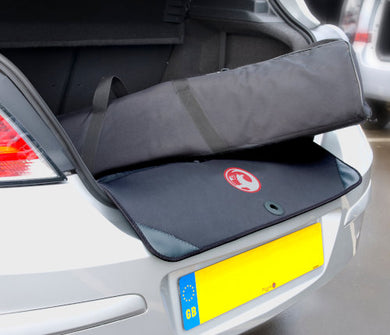 Vauxhall Rear Bumper and Boot Lip Load Protection Mat