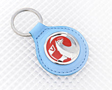 Load image into Gallery viewer, Vauxhall Key Ring - Blue Fob