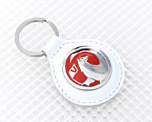 Load image into Gallery viewer, Vauxhall Keyring - White