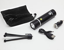 Load image into Gallery viewer, Vauxhall Rechargeable LED Torch and Tripod Kit