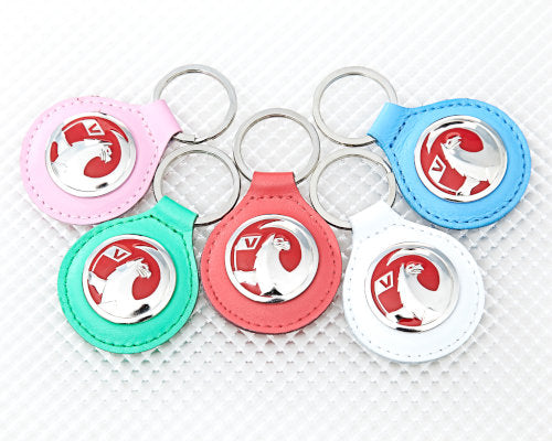 Vauxhall Key Rings Colour Range