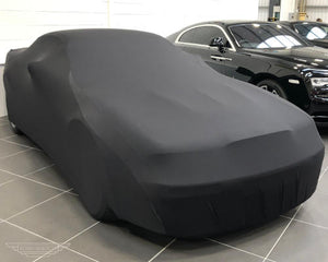 Black Car Cover for Audi A1