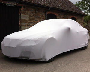 Grey Car Cover for Audi A4