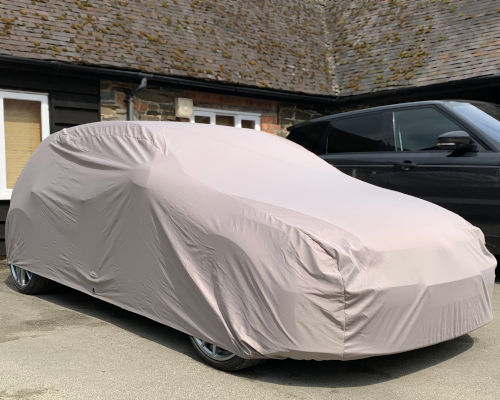 Audi A6 Car Cover for Outdoors