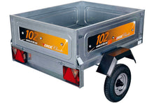 Load image into Gallery viewer, Car Trailer - Lightweight Steel Trailers