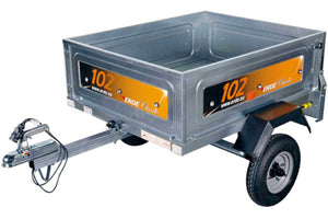 Car Trailers - Small Unbraked Steel Trailer