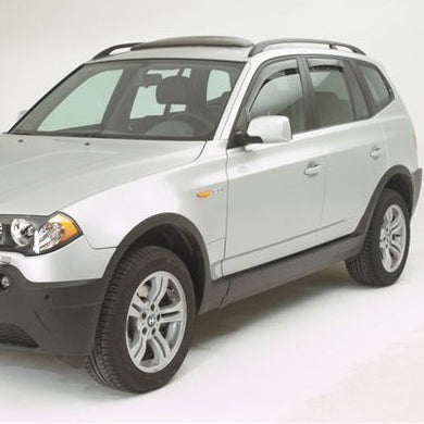 BMW X3 Side Window Deflectors